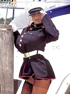 Uniform Porn Pics